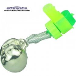 Ecotackle - Ecotackle Plastik Vidalı Çiftli Zil 18mm