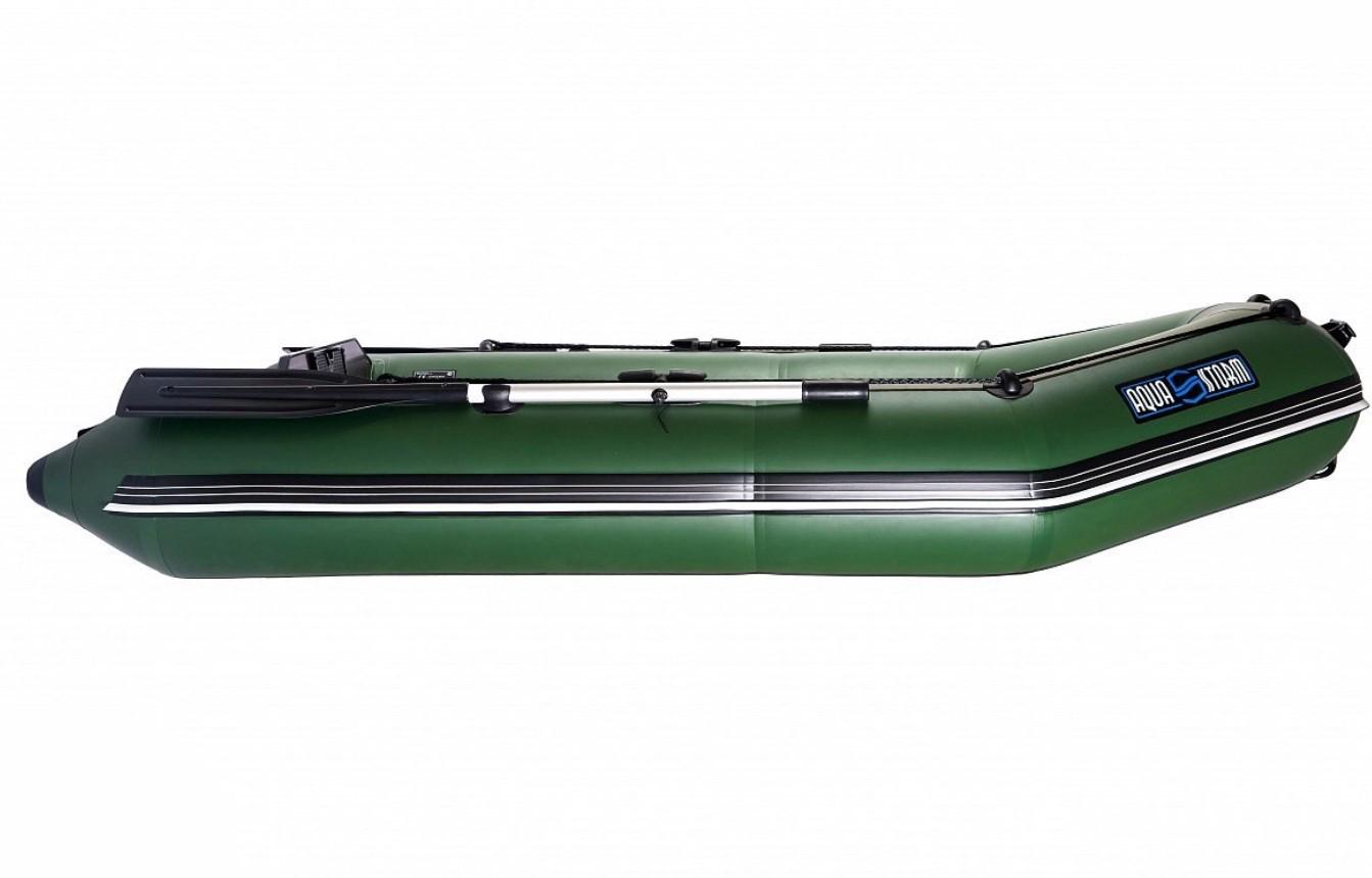 Aqua Storm Izgara Taban Motor Takılan Şişme Bot IT STM 260 Yeşil