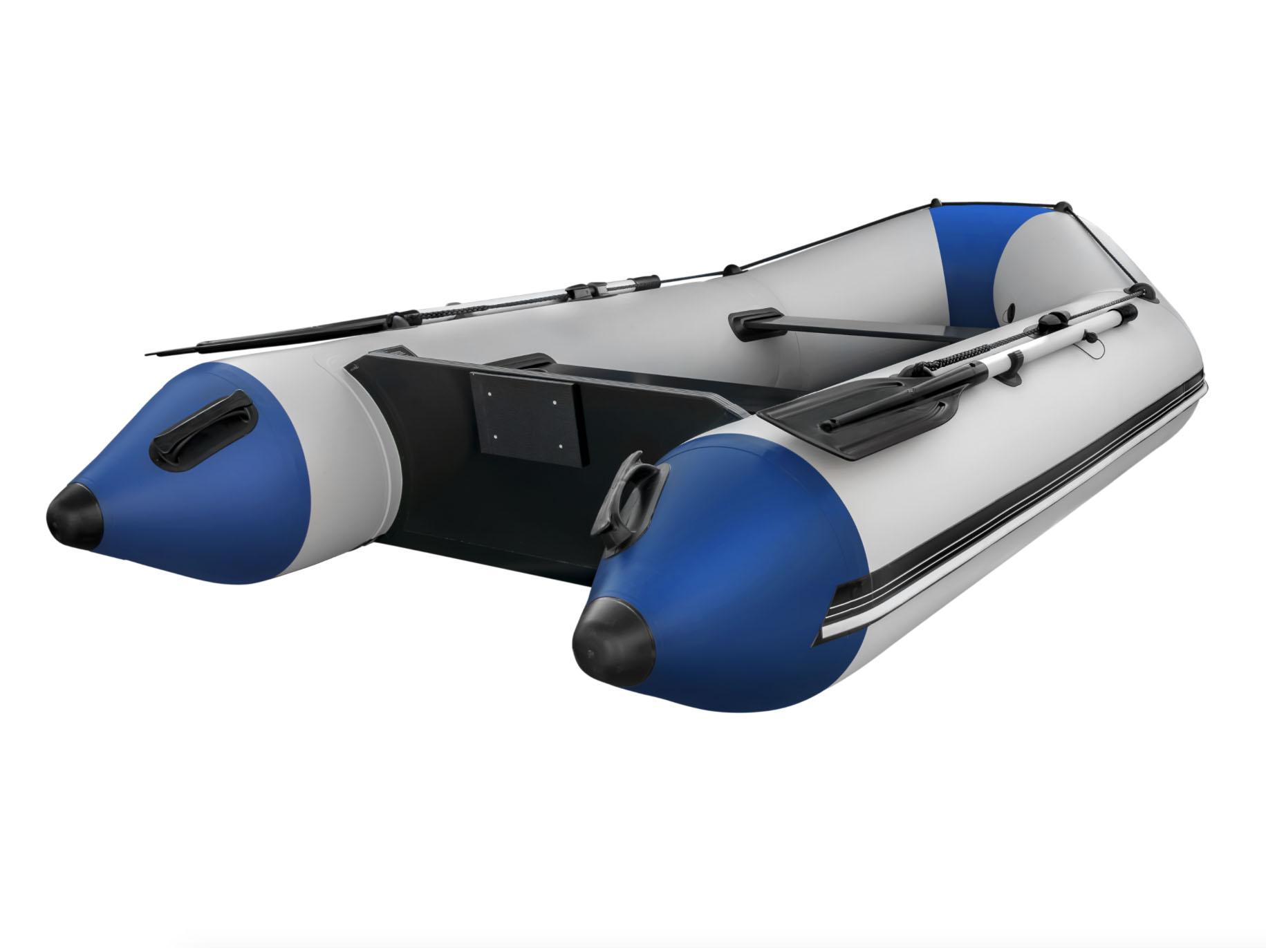 Aqua Storm Izgara Taban Şişme Bot IT STM 330 Gri-Mavi