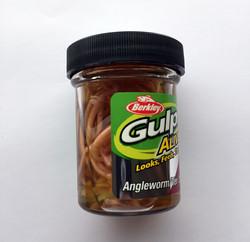 Berkley - Berkley Gulp Alive Angleworm - Natural