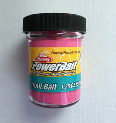 Berkley - Berkley Power Bait Trout Bait Hamur Pink Alabalık