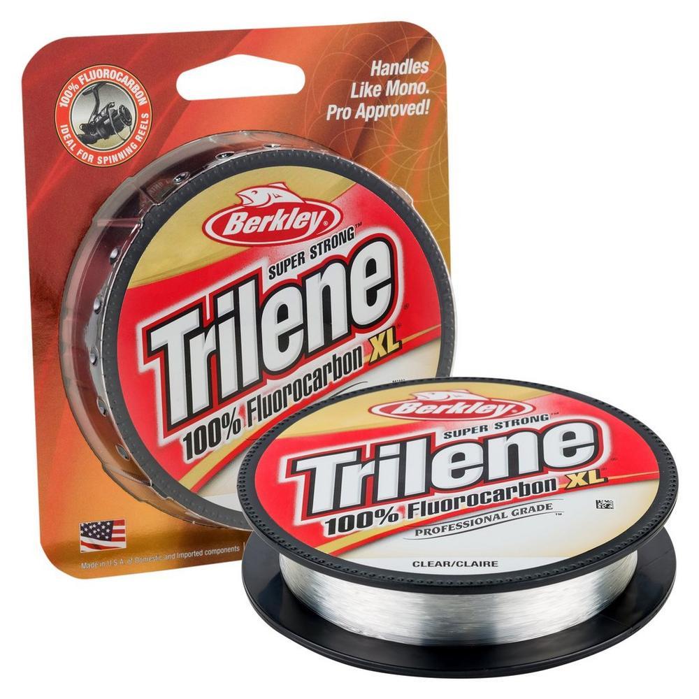 Berkley - Berkley Trilene 100% Fluorocarbon XL Misina 100mt