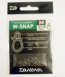 Daiwa - Daiwa Agrafe Tournament W-Snap Serisi Rapala Klipsi