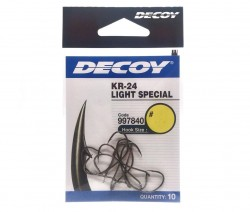Decoy - DECOY KR-24 LIGHT SPECIAL BLACK NICKEL İĞNE