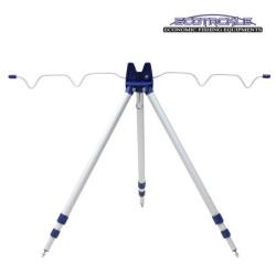 Ecotackle - Ecotackle Teleskopik Tripod 120 cm 3 Boğum Olta Sehpası