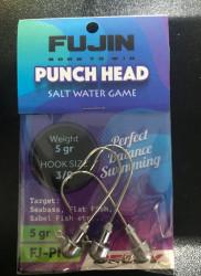 FUJIN - FUJIN Jig head 5g 3/0 3pcs