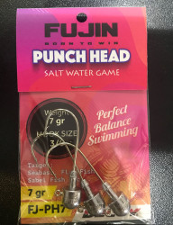 FUJIN - FUJIN Jig head 7g 3/0 3pcs