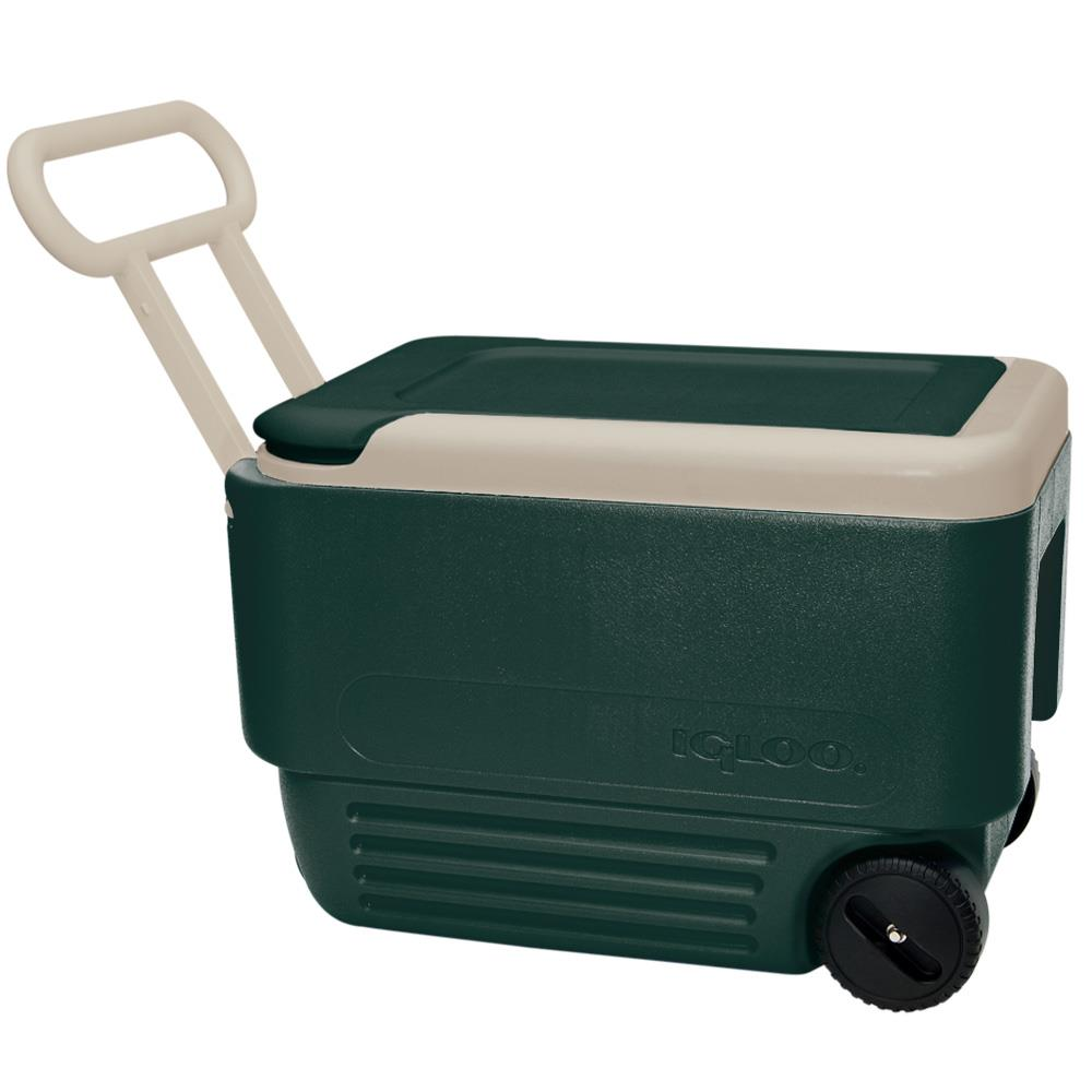 Igloo - Igloo 38 QT Wheelie Cool Tekerlekli Buzluk 36 Litre
