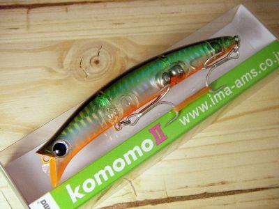 IMA KOMOMO II K2 11-013 110mm Sahte Balık