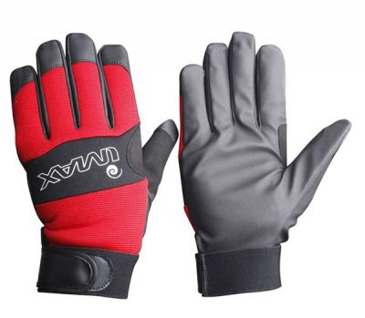 IMAX OCEANIC GLOVE RED Eldiven