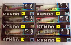 KENDO - Kendo Zero Arise 7.5cm 5g Floatıng Suni Yem