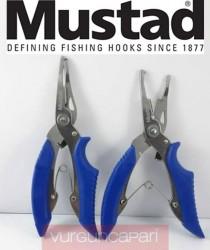 Mustad - Mustad Split Ring Balıkçı Pensesi
