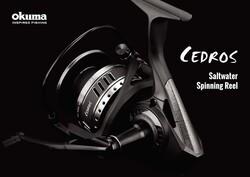 Okuma Cedros CJ-14000 6+1 bb Olta Makinesi - Thumbnail