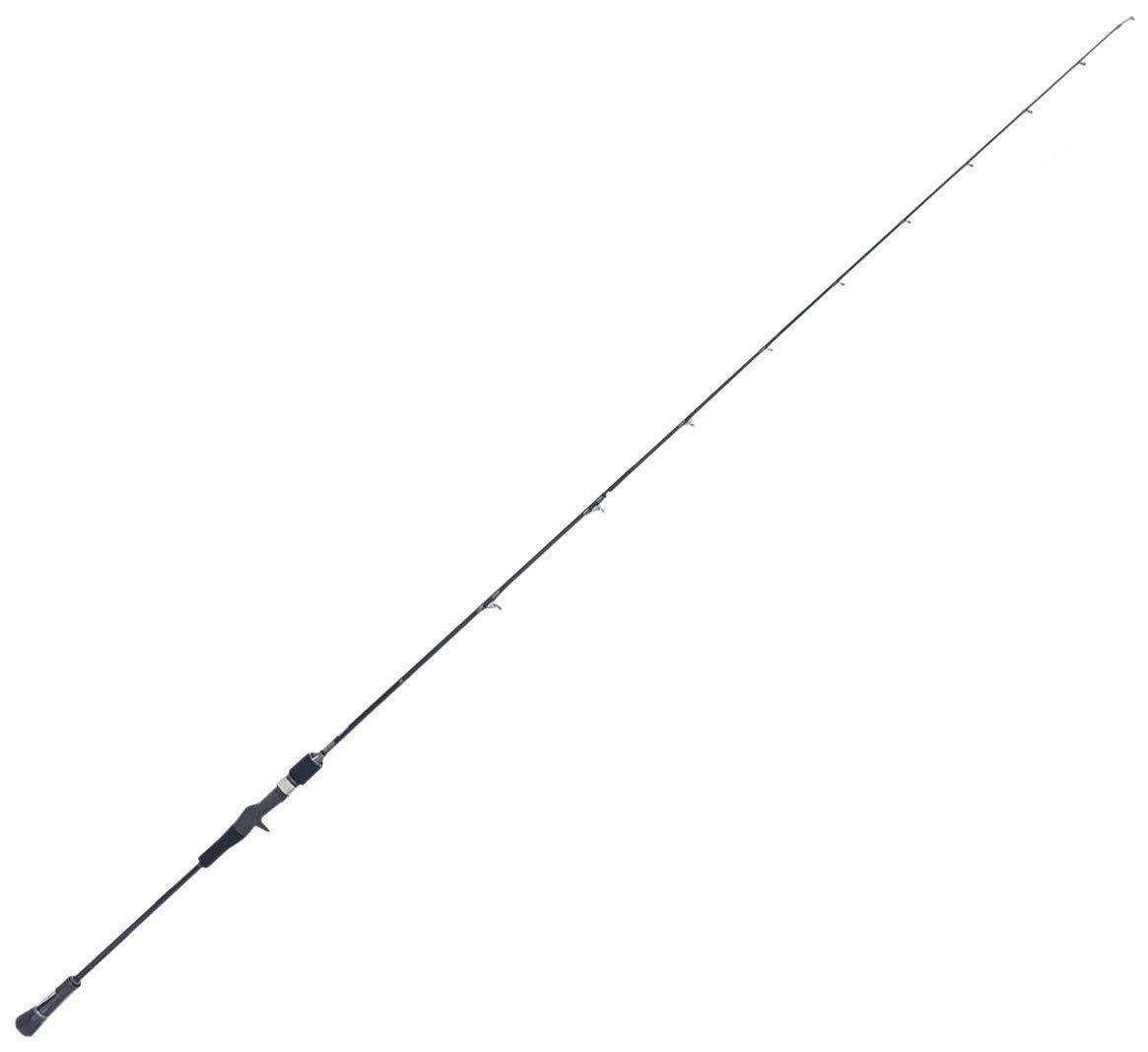 Okuma - Okuma Tesoro TSR-C-662M PE2 1.98cm 40-150gr 2 P. Slow Jig Kamışı Tetikli