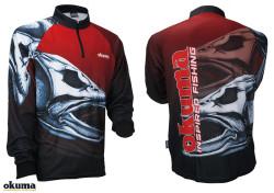 Okuma - Okuma Tournament Jersey %100 Polyester (Kırmızı)