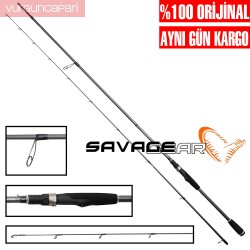 Savage Gear - Savage gear Finezze 250cm 3-16g LRF Spin Olta Kamışı