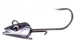 Savage Gear - Savage Gear Sandeel Jigg Head 10g 1/0 12.5cm - 3 Adet