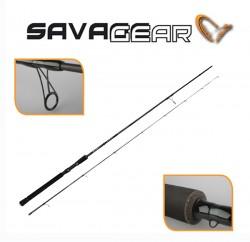 Savage Gear - Savage gear MPP 251 cm Softlure 7-23 gr 2 Parça Spin Olta Kamışı