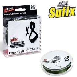 Sufix - Sufix 8 Carrier Braid İp Misina 300m Green